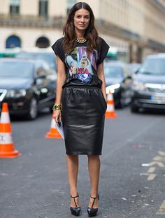 street-style-look-t-shirt-saia-couro-fashion-week