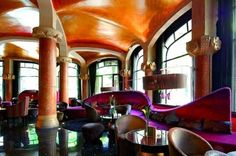 """Would love to his this Oscar-Nominated Hotel, Hotel Casa Fuster, from """"Vicky Cristina Barcelona"""" Vicky Cristina Barcelona, Pictures Of The Week, Room Pictures, Hotels And Resorts, Best Hotels, Barcelona Restaurants, Maldives Resort, Holiday Hotel, Leading Hotels"""