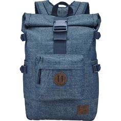 Nixon always pushes forward-thinking for game-changing individuals like yourself. For product design this translates into a collection of thoughtfully designed bags for the everyday. The Denim Swamis