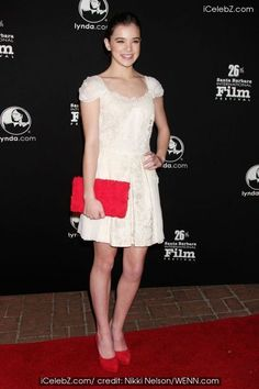 2011 Virtuoso Awards at the Santa Barbara International Film Festival at the Lobero Theater Hailee Steinfeld photo