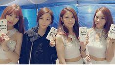 El girl group KARA recientemente participóen una campaña caritativa en donde se donó 1 millón de briquetas de carbóna los menos afortunados. Las briquetas de carbón se utilizan en Corea para mant...