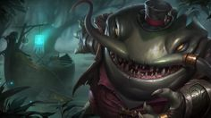 League of Legends Tahm Kench Wallpaper Engine
