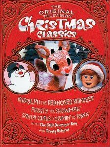 The Original Television Christmas Classics (Rudolph the Red-Nosed Reindeer / Santa Claus Is Comin' to Town / Frosty the Snowman / Frosty Returns / The Little Drummer Boy) Movie Poster Movies For Boys, Old Movies, Great Movies, Plane Movies, Family Movies, Classic Christmas Movies, Classic Movies, Christmas Classics, Holiday Movies