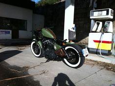 Harley-Davidson Sportster 883 IRON