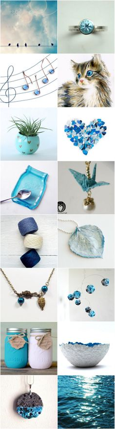 beautiful Etsy treasury~ May #83