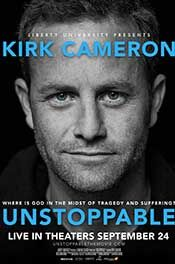 """Kirk Cameron """"Unstoppable"""""""