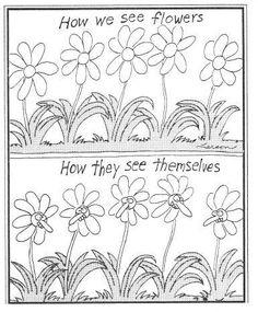 Gary Larson - flowers