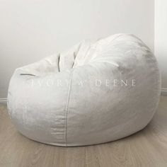 deeb99191f Lexington Home Collection Large Velvet Fur Bean Bag Cover