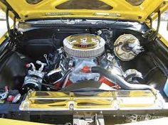 1968 Chevy Chevelle 496 Big Block Chevy Motor Photo 3