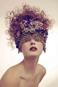 flower crown charl #mask