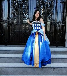 doctor who themed quinceanera on pinterest doctor who