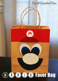 Making Super Mario Bros. stuff for my friend Shannon's kiddo's birthday party. Super Mario Birthday, Mario Birthday Party, Super Mario Party, 10th Birthday Parties, Super Mario Bros, Birthday Party Themes, Boy Birthday, Birthday Ideas, Birthday Cake
