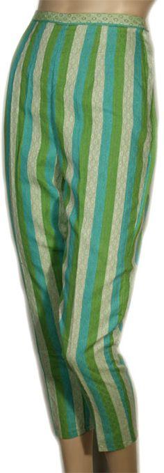 1950s Capri Pants...Peddle Pushers