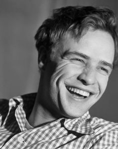 Marlon Brando: Unpublished portrait from 1952. Margaret Bourke-White - Time & Life Pictures/Getty Images