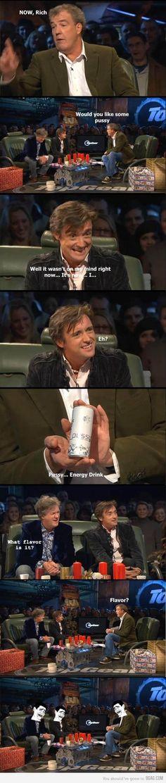 Top Gear Energy Drink