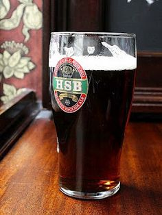 Gale's HSB - used to be brewed in Horndean, Hants. Pint Glass, Love Food, Brewing, Ale, Yummy Food, Drinks, Childhood, Tableware, Portsmouth