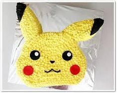 how to make a pikachu cake topper