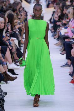 Spring 2020 Fashion Bold Color Trend | The Impression