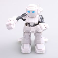 New arrival multifunctional infrared mini remote control battle robot with light and sound