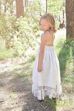Image result for boho flower girl dresses