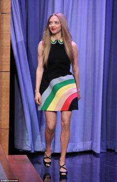 She didn't chop it off! Amanda Seyfried confirmed she did not chop off her hair when she m...