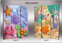 Separè Animali