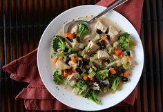 Chicken- Broccoli Soup | Recipe Girl