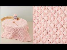 Alize Velluto Nohut Örneği Battaniye / Raspberry Stitch Baby Blanket /ОДЕЯЛО ИЗ ГОРОХОВОГО УЗОРА - YouTube Raspberry, Crochet Hats, Beanie, Stitch, Youtube, Baby Blankets, Yarns, Tiny Home Designs, Bed Covers
