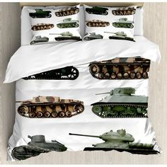 Military Lampshades Ideal To Match Tanks Wall Decals /& Stickers /& Tanks Duvets.