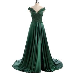 Cheap evening dresses long, Buy Quality designer evening dresses directly from China evening designer dresses Suppliers: Robe De Soiree Elie Saab Evening Dress 2018 Long Dark Green Cap Sleeve Split Design Satin Vestidos De Noite Para Casamento Yellow Evening Dresses, Evening Dress Long, Beautiful Evening Gowns, Evening Dresses Online, Cheap Evening Dresses, Mermaid Evening Dresses, Halter Dress Summer, Backless Mini Dress, Chiffon Dress