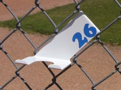 Very Creative Baseball Bat Holder For Dugouts Recycled