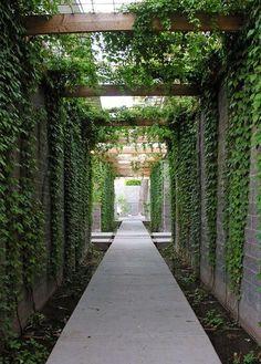 Decoración de pasillos exteriores (7) - Curso de Organizacion del hogar