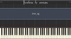 [Synthesia][MIDI] Jive xg