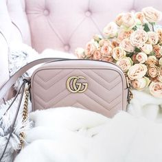 Gucci 'Marmont' camera bag | pinterest: @Blancazh