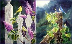 លទ្ធផលរូបភាពសម្រាប់ Painting of nature