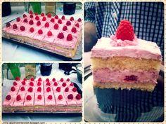 Gluténmentes málnás sütemény | Gluténmentes élet