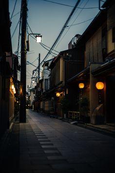 花街 宮川町 KYOTO JAPAN