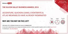 Presenting the Silicon Valley Business Awards 2014. To nominate, click here - http://bit.ly/SBVAnom