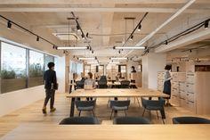 「株式会社LIFULL」のオフィスデザイン - WALL(ウォール)