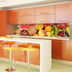 New York Skyline (Day) Acrylic Kitchen Splashback | Enhance Your Rooms