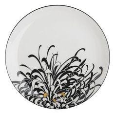 Denby Monsoon Chrysanthemum salad plate- at Debenhams.com Japanese Textiles, Salad Plates, Of Wallpaper, Chrysanthemum, Textile Patterns, Monsoon, Home Collections, Decorative Plates, Debenhams