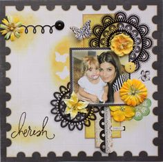 Such a Pretty Mess: Reveal Day for March My Creative Scrapbook kits!!!
