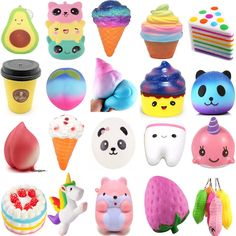£2.95 GBP - Jumbo Squishy Toy Smelly Scented Squishies Slow Rising Stress Reliever Charm #ebay #Electronics