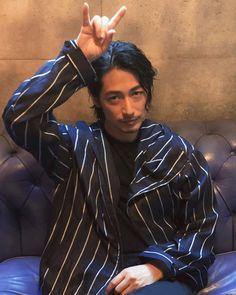 Japanese Male, Hair Shows, Handsome Man, Deen, Character Inspiration, Beautiful Men, Actors, Celebrities, Celebrity