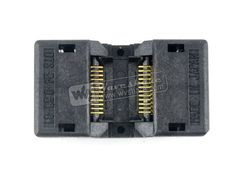 SSOP24 TSSOP24 OTS-24-0.65-01 Enplas IC Test Burn-in Socket Programming Adapter 0.65mm Pitch 4.4mm Width #Affiliate