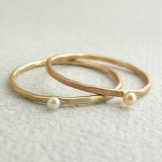 pearl and gold