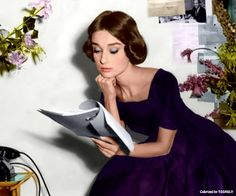 Audrey Hepburn bella nel suo stile ♥
