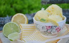 Citrom fagyi - paleo Troll, Ice Cream, Paleo, No Churn Ice Cream, Gelato, Icecream Craft, Beach Wrap, Ice, Paleo Food