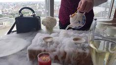 Tea at the Shangri La The Shard