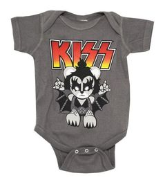 Rock Baby Clothes for Boys and Girls.